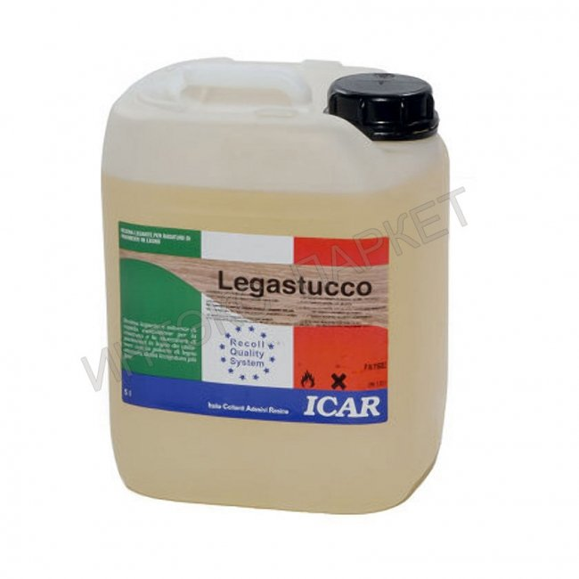 Шпаклевка для паркета LEGASTUCCO