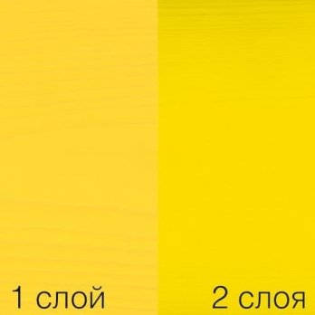 Масло для паркета osmo цветное DEKORWACHS 3105 желтое
