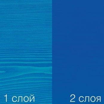 Масло для паркета osmo цветное DEKORWACHS 3125 синее