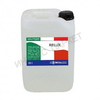 Лак для паркета двухкомпонентный RELUX K
