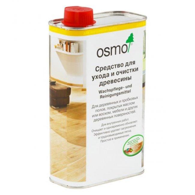 Средство для ухода и очистки древесины Osmo WPR 3029 бесцветное