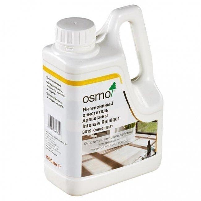 Интенсивный очиститель для паркетных полов osmo 8019 INTENSIV REINIGER