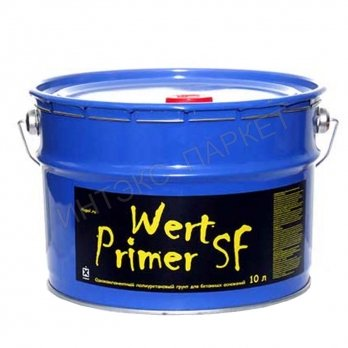 Грунтовка для паркета WERT PRIMER SF