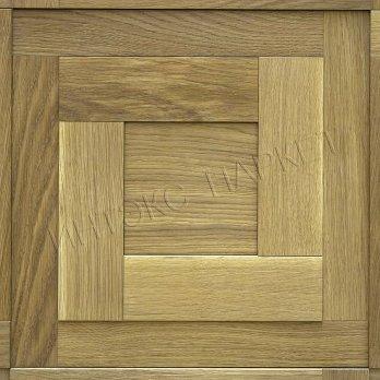 Деревянные стеновые панели 3d мозаика Талия