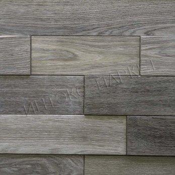 Деревянные стеновые панели 3d мозаика Даффи