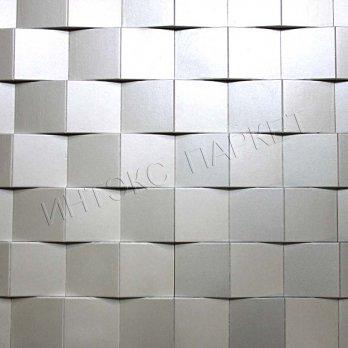 Деревянные стеновые панели 3d мозаика Гленарт