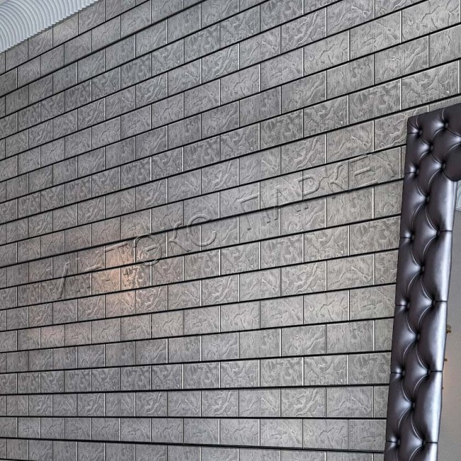 Деревянные стеновые панели 3d мозаика Ксена